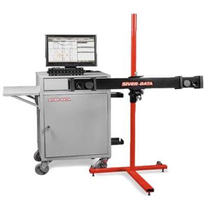 Електронна измервателна система с база данни
