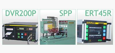 Оборудване за диагностика на дизелови горивни системи DETEQ Италия