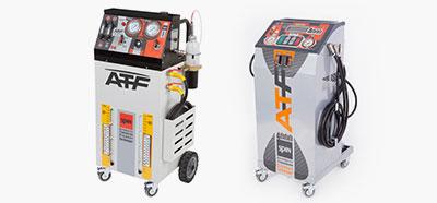 Оборудване за автоматични скоростни кутии SPIN Италия