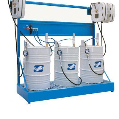 Оборудване за нови масла GARTEC Италия