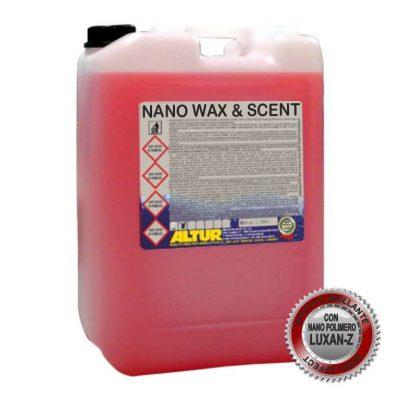 Nano Wax & Scent