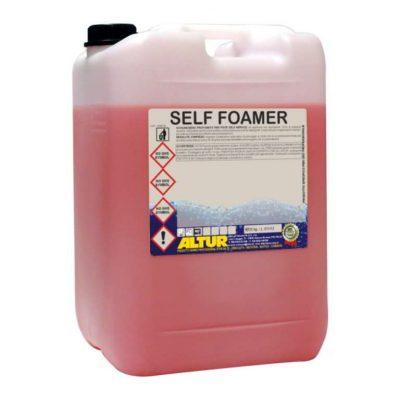 Self Foamer