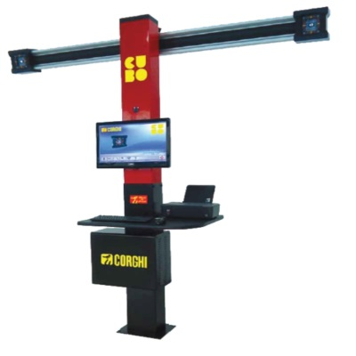 CORGHI-Exact-Linear-Camera-Wheel-Alignment-Technology