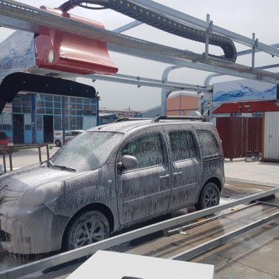 Безконтактни автоматични автомивки ROBOWASH Турция