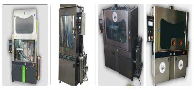 Машини за почистване на DPF филтри, турбо и части