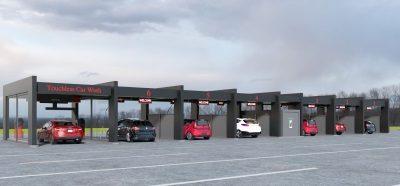 Автомивки ръчни на самообслужване и автоматични безчеткови автомивки на самообслужване ROBOWASH Турция