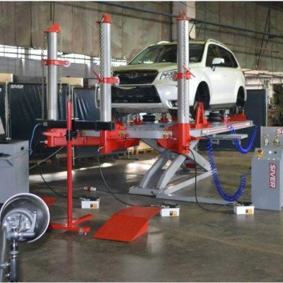 Автотенекеджийски стендове и оборудване за леки, средни и тежки ремонти SIVER Русия